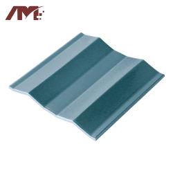 Diferentes estilos de materiales de construcción de la pared exterior Precio Teja