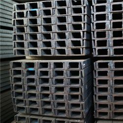 Carré doux de fer galvanisé Section structurelle des profils en acier