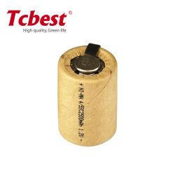 OEM personalizados /Manufacturer Ni-MH 4/5 sc 1,2V 2500mAh NiMH Sc 2500mAh NiMH de 1,2 V Bateria para telefone sem fios