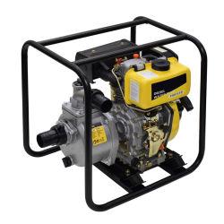 """Portable 2 """" 3.5HP 디젤 엔진 힘 원심 깨끗한 물 펌프"""
