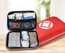 Preparación para Emergencias Bolsa botiquín de primeros auxilios de verificación de la oficina en casa el vehículo Camping y deportes