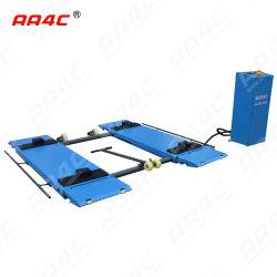 AA4c de mediana altura de elevación de la tijera de elevación automática de la rampa del vehículo alquiler de 1m de altura de elevación 3t de capacidad de Desbloqueo automático de AA-TCL3100EB