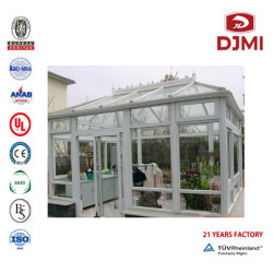 Новые дешевые мебель для продажи из закаленного стекла балкон вторая спальня Шанхай заводская цена зимний сад