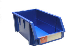 Lo strumento accatastabile del magazzino all'ingrosso parte il cassetto di plastica di memoria dell'organizzatore (PK003)