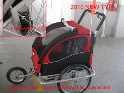 Remolque de bicicleta de niño - Shock totalmente absorbido (STS2012NUEVO)