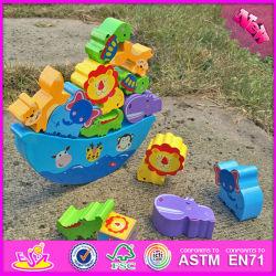 1개 살 소년을%s 2016의 도매 아기 나무로 되는 균형 장난감, 최고 판매 유아 1개 살 소년 W11f047를 위한 나무로 되는 균형 장난감