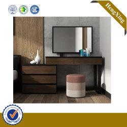 رخيصة سعر رفاهية داخليّ مرآة خشبيّ زجاجيّة غرفة نوم أثاث لازم محدّد أداة تسوية خزانة يرتدي مرآة طاولة