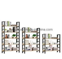 Armários de escritório da estrutura de armazenamento Sala estante de livros caixa em metal