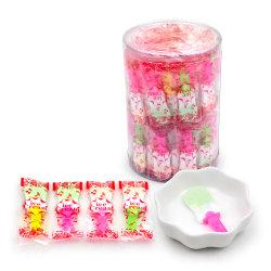 Het gedrukte Suikergoed van de Lolly van het Fluitje van het Roomijs Harde