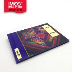 Imee promocional personalizado PP/PVC C forma forma de U Forma de L Carpeta de archivos con titular de tarjeta de negocios