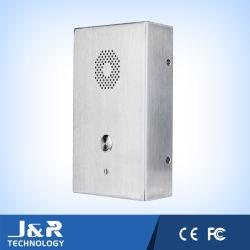 Intercomunicador de emergência áudio sist Piscina Elevador Caixa de Chamada