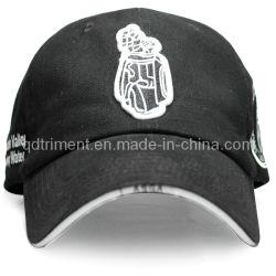 Form-Stickerei-Zwischenlage-Baumwoltwill-Sport-Golf-Schutzkappe (TRB038)
