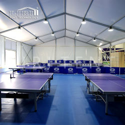 L'aluminium PVC tente de la cour de tennis de table Sports immeuble en vente