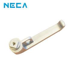 Naar maat gemaakte CNC die het Handvat van de Deur van het Aluminium machinaal bewerken