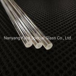 Quarzo trasparente/libero fuso Rohi di vetro con elevata purezza