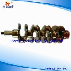 Авто части коленчатого вала на Nissan TD27 12201-67001 12200-43G01 12200-6T001