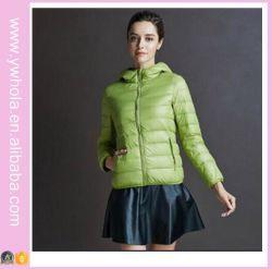 2016 новейших высококачественных дамы света стеганая зимние куртки (50594)