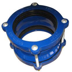 Fabricant OEM manchon en acier ductile/Universal/pompe/accouplement flexible pour tube acier avec FR545 FR598 par la Chine usine