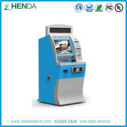 로비 ATM에 의하여 주문을 받아서 만들어지는 다중 기능 각자 간이 건축물
