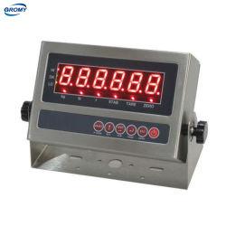 Дисплей со светодиодной подсветкой Весы индикатор Hf 6 цифры для пола платформы шкалы