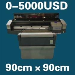 すべての材料は問題、3D効果、最もよい90cm x 90cm紫外線プリンターではない