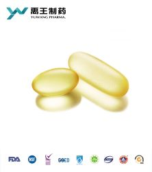Brc/ISO/NSF OEM Yuwang Vitamine A +Vitamin E Softgel