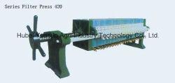 El filtro del aceite de máquina de prensa