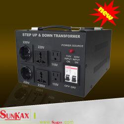 Сертифицирована TUV 220/230В переменного тока на 110/120VAC Шаг вниз трансформатора напряжения/каталитического нейтрализатора