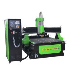 De automatische CNC van het Houtsnijwerk van de Wisselaar van Hulpmiddelen 3D Machine van de Router voor Verkoop