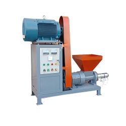 Schil van de Rijst van Ce de Gediplomeerde/Shell van de Kokosnoot Briket die van het Zaagsel van de Biomassa de Houten Machine Kenia maken