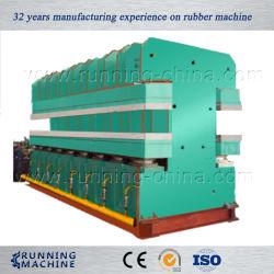 E-type de Hydraulische het Vulcaniseren Machine van de Pers om Zegelring Te maken