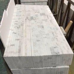 Les matériaux de construction de la pierre naturelle marbre/granit travertin de ligne de bas de caisse de la fenêtre