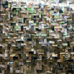 Wandtegels Tile Type Moeder van Pearl Shell Mozaïek tegel