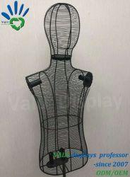Modelo de Arte de ferro por grosso de vestuário Modelo Full-Body Manequim Exposições Frame