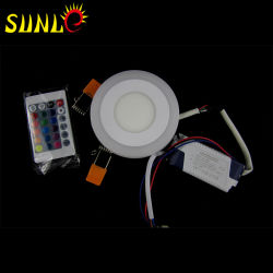 Painel Liso de Luz LED das Luzes das Companhias de Iluminação de Luz LED do RGB (SL-BL032)