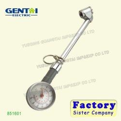 Calibro della gomma automatica del tester del calibro della gomma di buona qualità 0-100psi (851601)