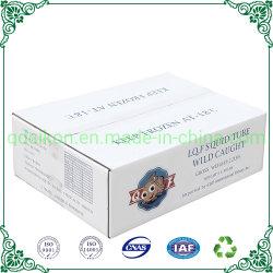 Livraison rapide d'impression couleur Boîte en carton blanc l'emballage carton