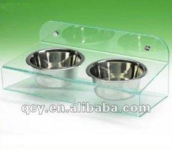 Пэт приемной чашу держатель для собак и кошек