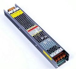 Светодиод полоску блока питания 150 Вт 12V 24V и IP67 300W 12V