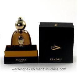 Vakje van het Parfum van het Vakje van de basis en van het Deksel het Stijve met het Hete Vakje van het Karton van de Zegel
