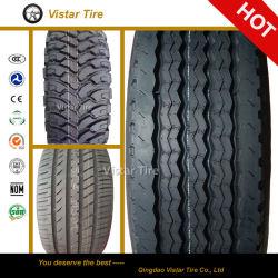Usine de qualité solide commerce de gros TBR BUS du chariot pneumatique à Mt SUV PCR 4X4 pneu de voiture 11r22.5 12r22.5 13r22.5 295/80R22.5 tout l'acier pneu radial
