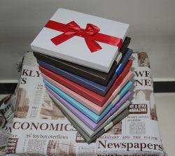 El papel del rectángulo de papel actual de verificación de pañuelo de seda