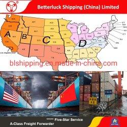 DDP DDU судоходства Китая в Америке услуг по таможенной очистке оператора
