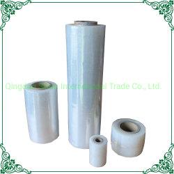 Alto Límite Elástico de embalaje de palet Film Stretch adhesivo de alta