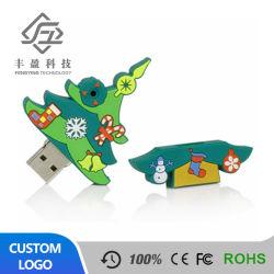 La nouveauté des cadeaux Stick USB Arbre de Noël un lecteur flash 1 Go