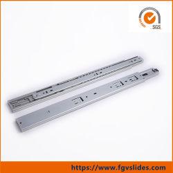 Soft Fermer glissières de roulement à billes en acier inoxydable