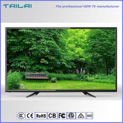 """Ampio angolo di visualizzazione schermo piatto ad alta risoluzione da 32"""" DLED Sintonizzatore digitale TV"""
