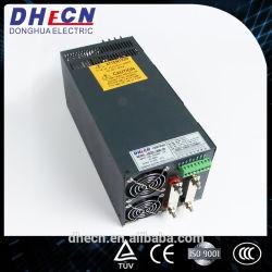 تبديل مصدر الطاقة Hscn-1200-24 مع وظيفة متوازية 24 فولت تيار مستمر 50 أمبير 1200 واط