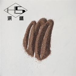 60/80/150/240abrasivos de malla Emery /Corindón artificial Corindón de color marrón