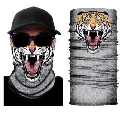 De promotie Sport Headwear Dierlijk Palestina Bandana van de Buis van de Hals van de Polyester van 100%